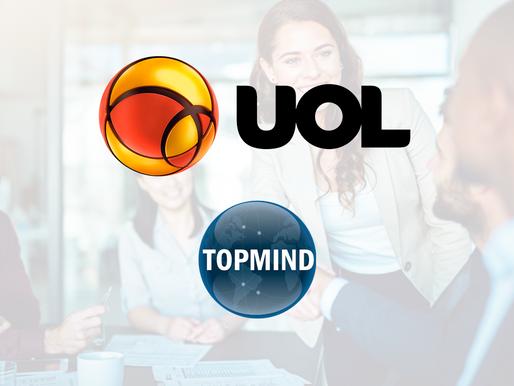 TOPMIND, em destaque na Uol: Honda, Cyrela e Topmind oferecem vagas