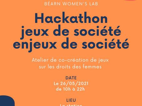 Le premier hackathon de co-création de jeux de société dans le Béarn