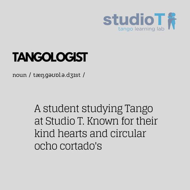Studio T Students Definition