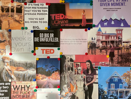 Vision Boards: A Powerful Tool (For People Of All Ages)