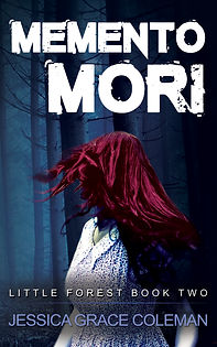 Memento Mori: A Little Forest Paranormal Mystery Book Two