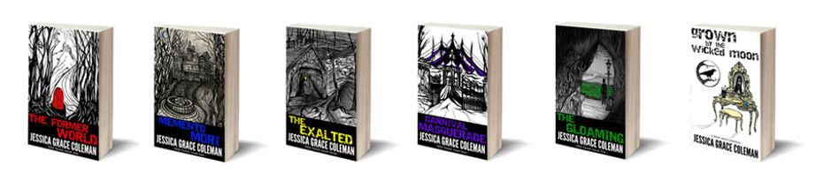 Buy Jessica's Books On Amazon