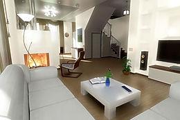 проекты домов - солнечная гостинная