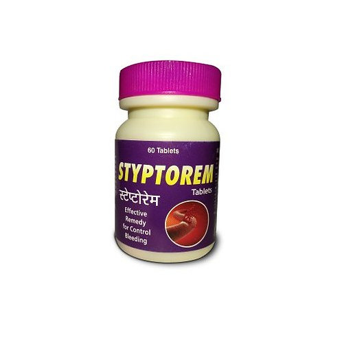 Styptorem Tablet