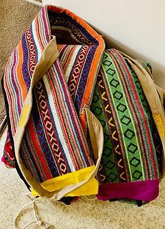 Rainstick Cover & Mandala Mat Bag