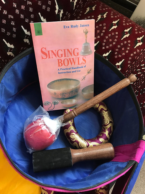 Singing Bowl - Large
