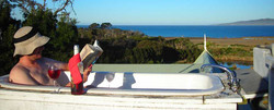 rooftop bath outdoor