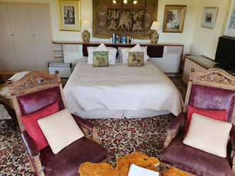 Accommodation at Hawley