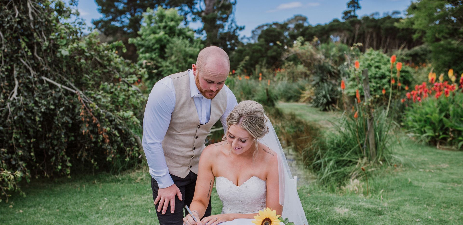 Ceremony Signing