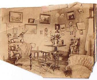 Drawing Room circa 1890