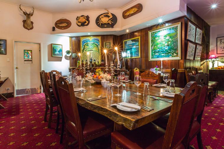 Hawley House dining room