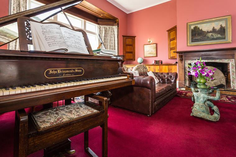 Drawing Room at Hawley House