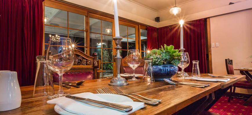 Dining Room at Hawley