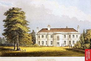 Hawley House in England