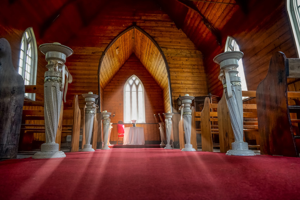 Tasmanian Church Wedding venue
