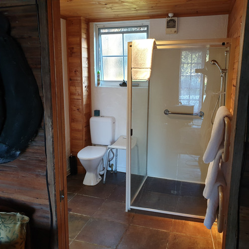 Accessible Room at Hawley House