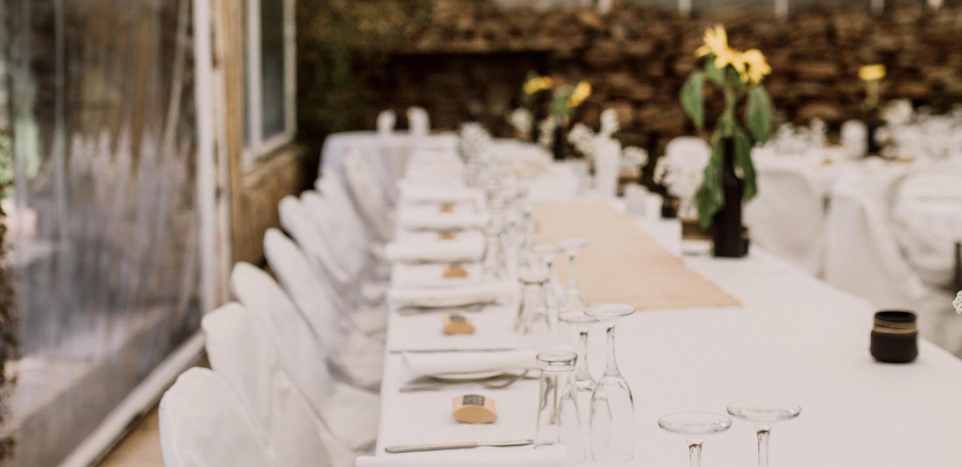 Conservatory reception