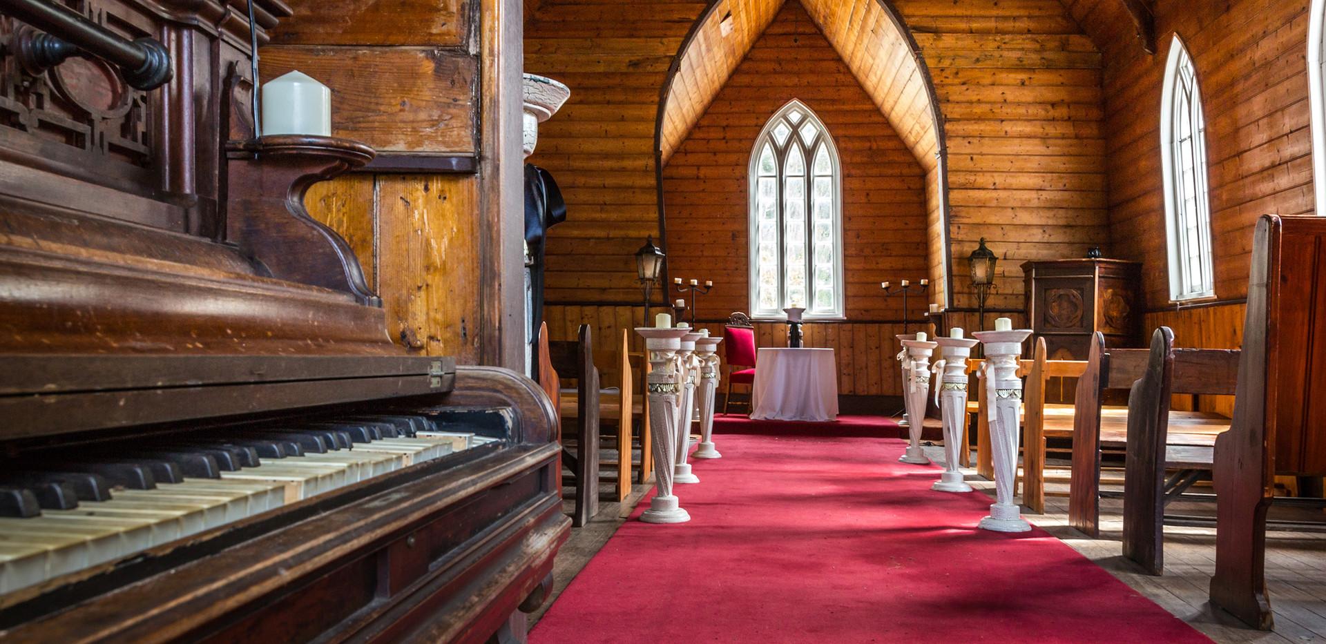 Church at Hawley