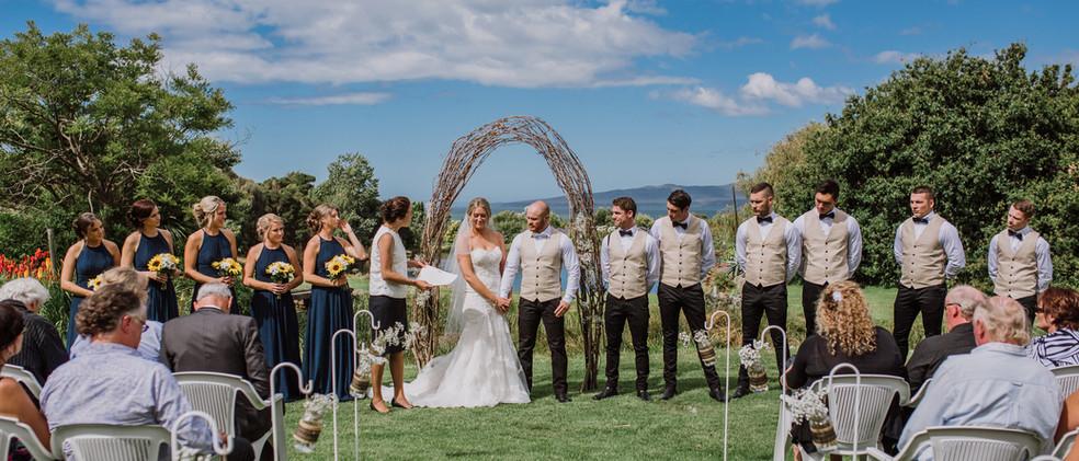 Wedding reception venue tasmania