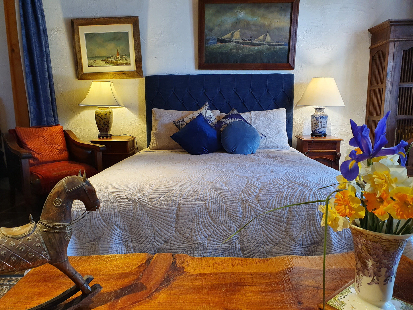 Pet friendly room Hawley House