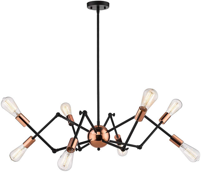 Light Society Arachnid Chandelier 12