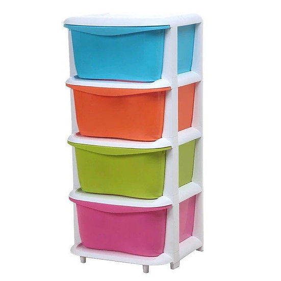 Multi-color Storage Cabinet/Drawer