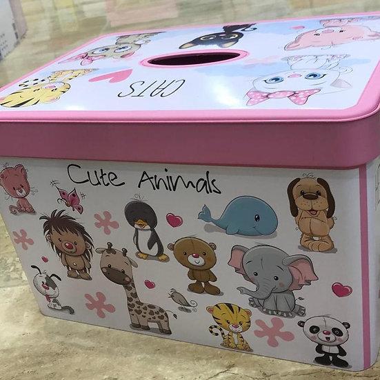 Kids Toy Storage & Organizer