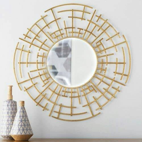 Dimensional Wall Mirror
