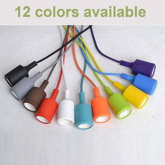 Colorful Pendant Light