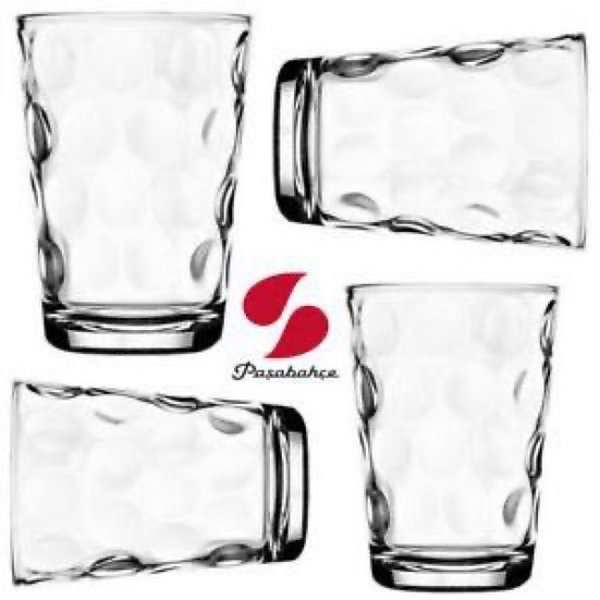 Pasabahce Glasses ware , Water Glasses Tumbler Space 6 pieces
