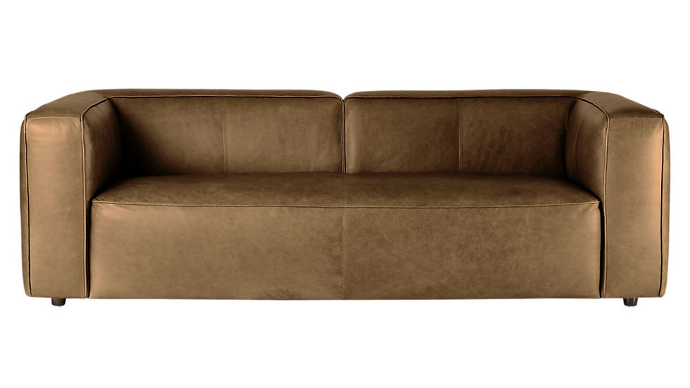Leather Master Sofa
