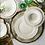 Thumbnail: KUTAHYA Porselen Bone İron- 24 Pieces Set