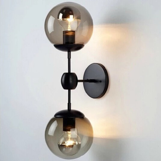 Creative Ball Style Glass Wall Lamps