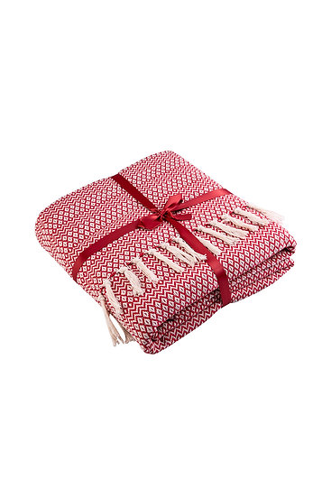 Karaca Home Coverlet Red