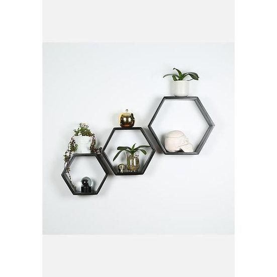 Generic Decor Shelves Set - 3 Pcs