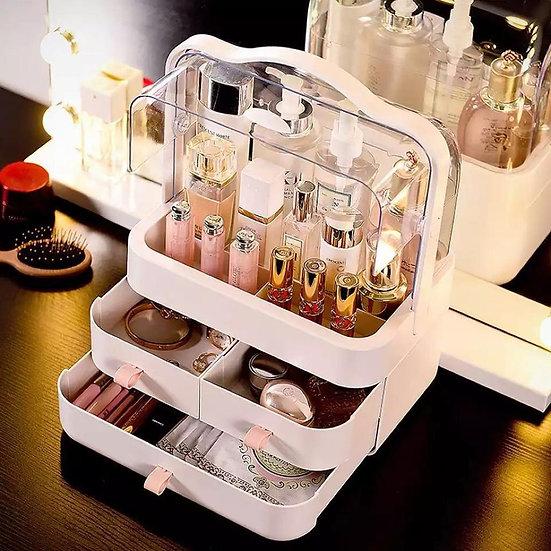 Makeup Organizer, Modern Cosmetic Organizer Makeup Storage Holder, Display Make