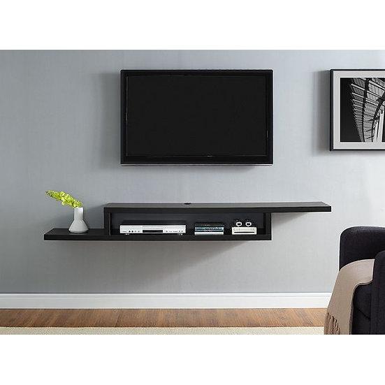 TV Stand Shelf - 135 Cm - Black