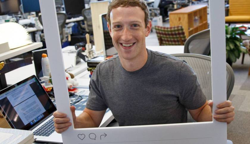Cyber Security - Zuckerberg tape on camera