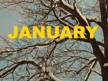 Sounds of 2021 - January