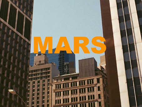 Sounds of 2021 - Mars