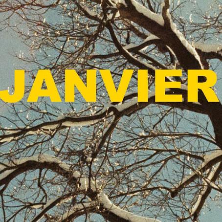 Sounds of 2021 - Janvier