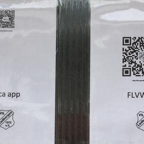 """Und """"app"""" geht es auf die Freiluftsportanlage"""