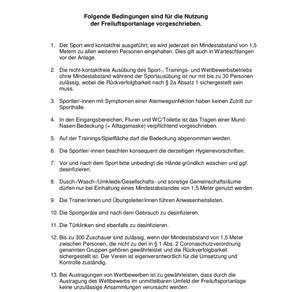Aktuelle Info der Gemeinde Ladbergen