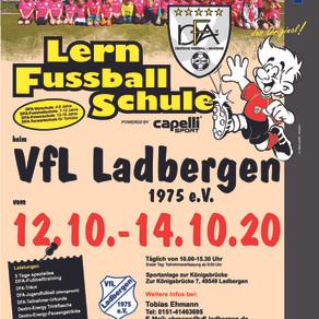Fußballschule macht wieder Halt beim VfL!