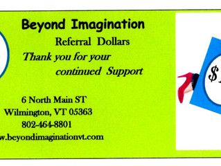 Come Get Your Referral Card