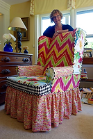 Beyond Imagination - Slipcovers and Pillows