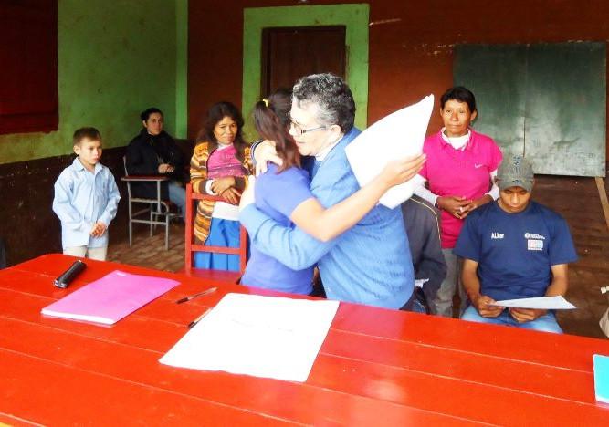 Paraguay - Enfant de la rue