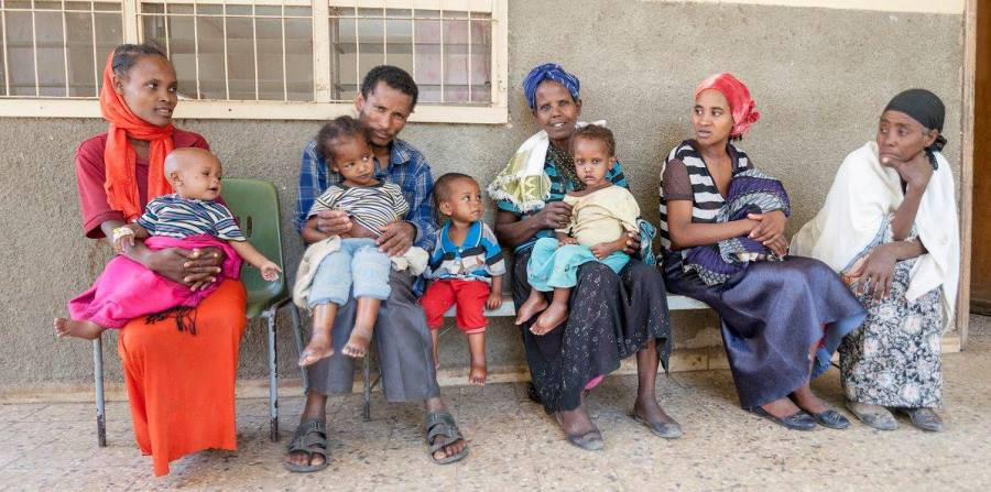 Ethiopia - Maternity and Pediatric Health Center