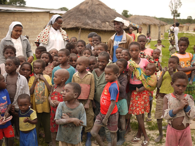 Angola - Projet équipement agricole
