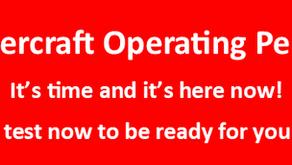 Watercraft Operating Permit Testing